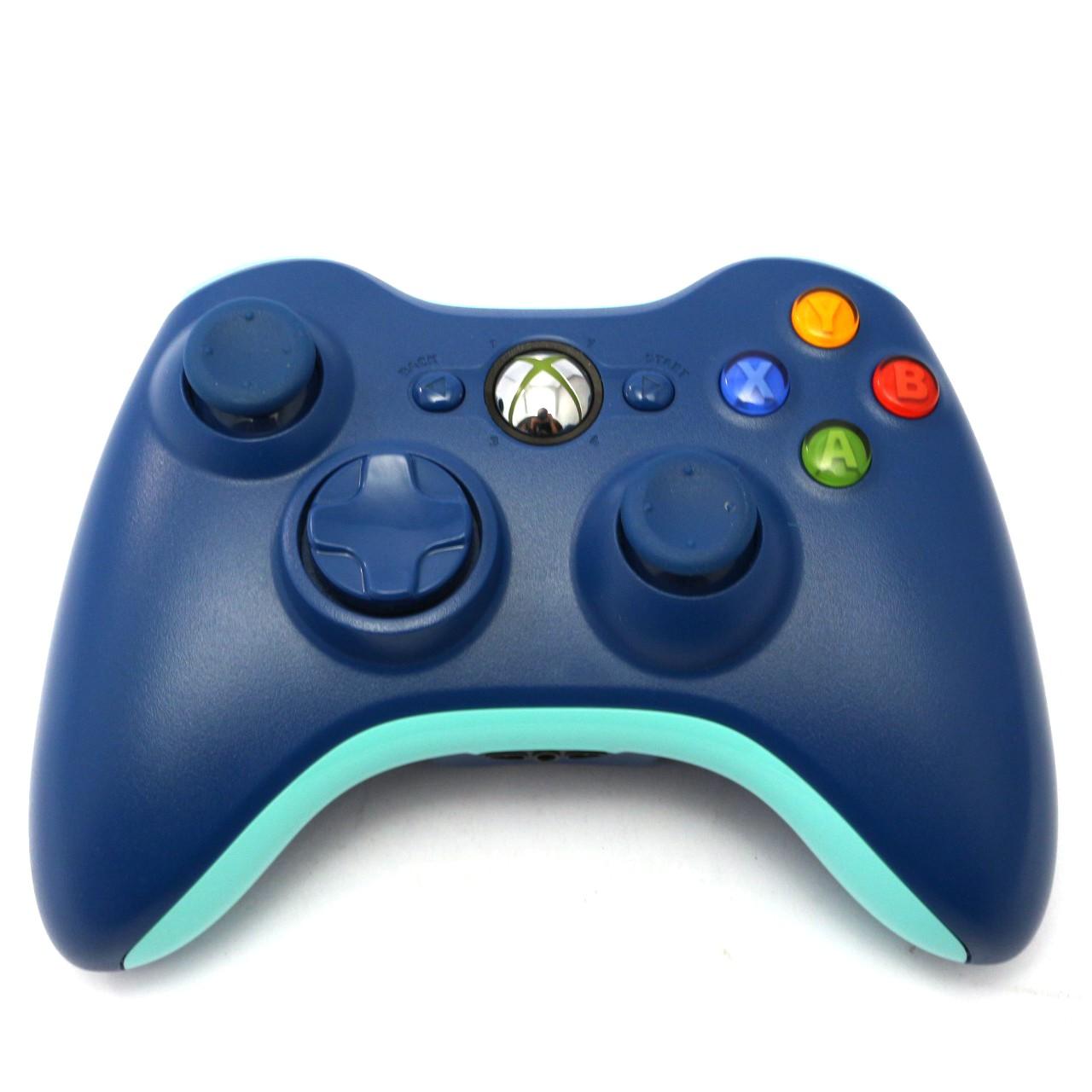 Original Wireless Controller #Arctic Blue / blau [Microsoft]