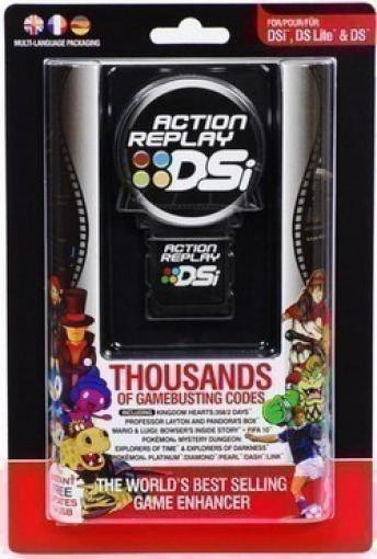 NDSi - Action Replay Complete Collection