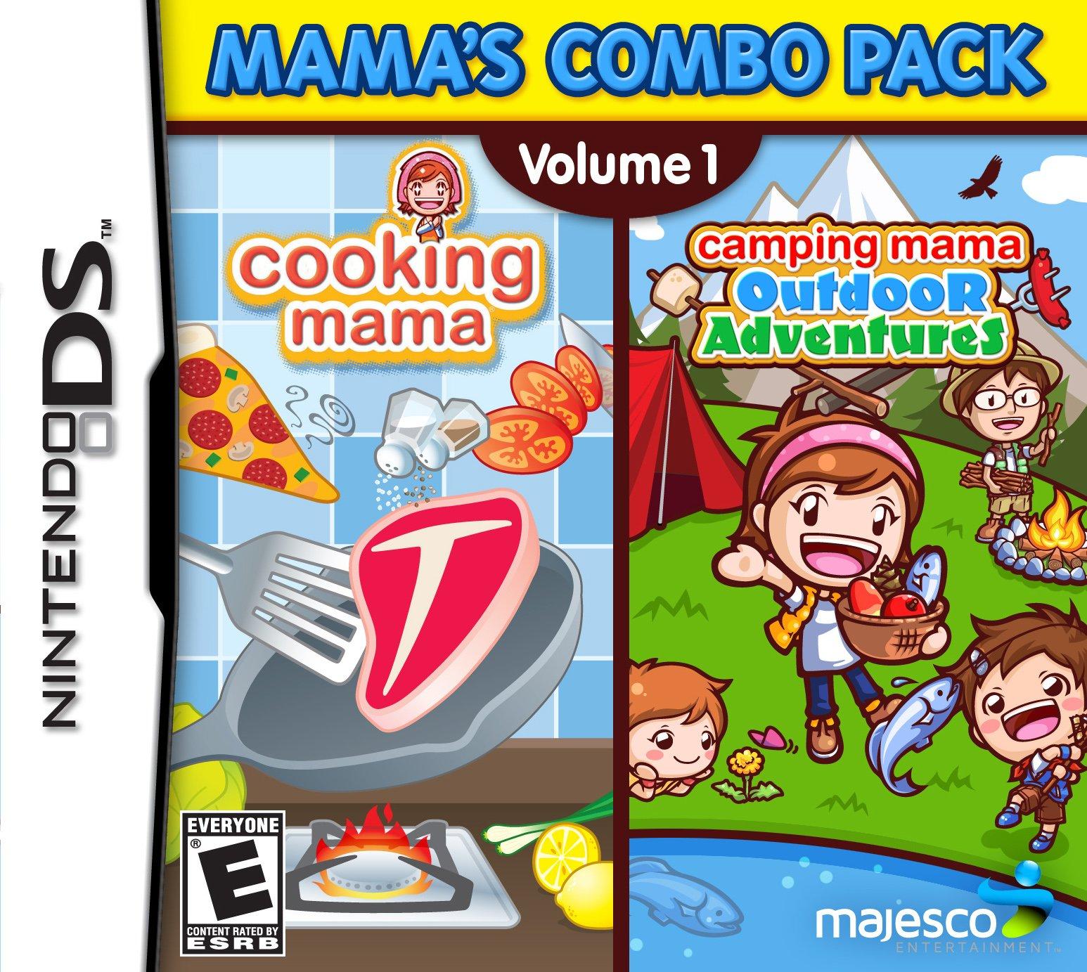 Mamas Combo Pack 1