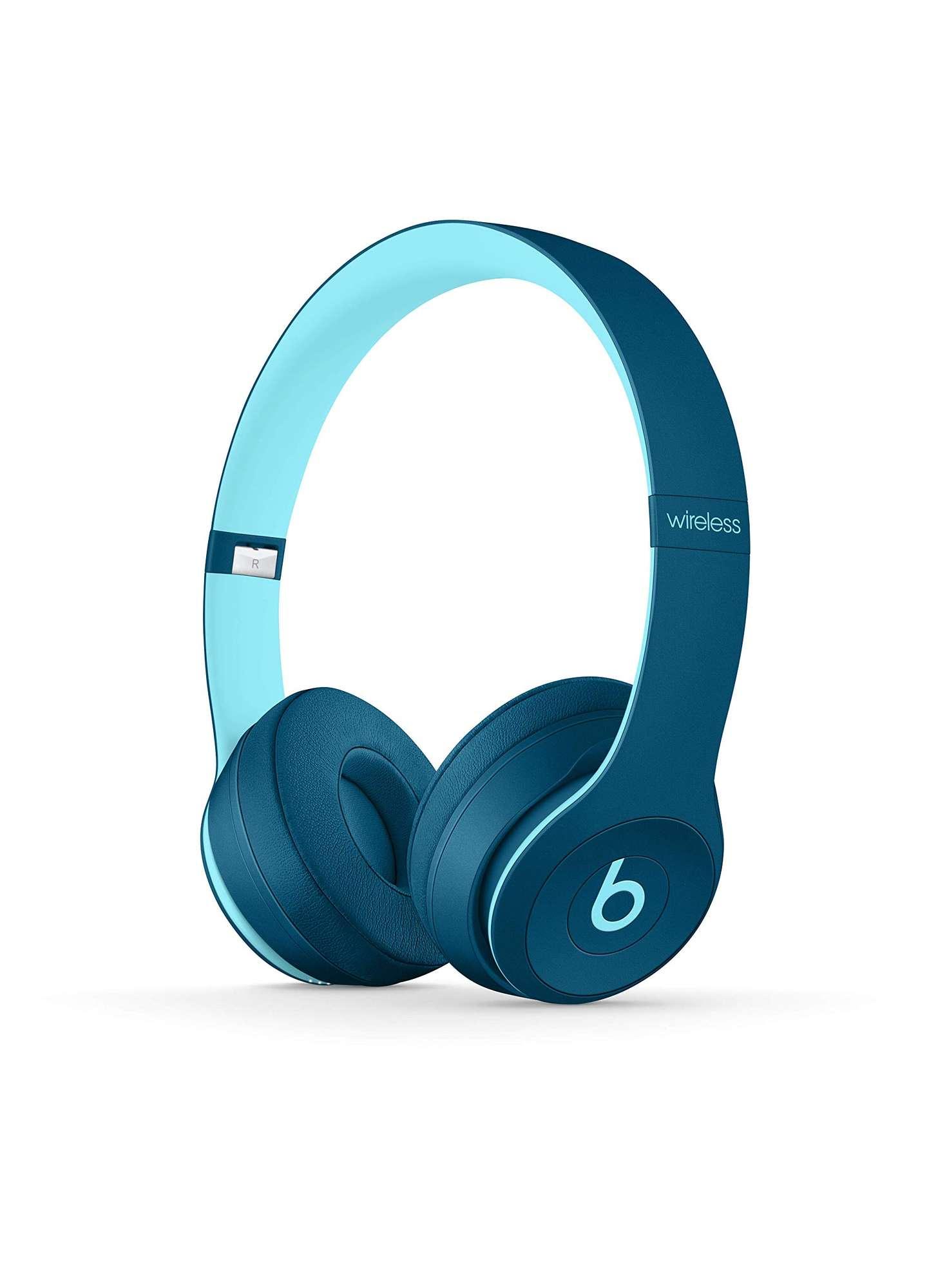 Solo3 Wireless #Special Edition Pop Blau + Zubehör