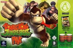 Original Bongo Controller / Bongos #Donkey Konga Jungle Beat Pak