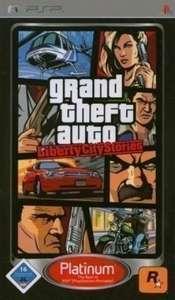 Grand Theft Auto / GTA: Liberty City Stories [Platinum]