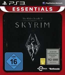 The Elder Scrolls V: Skyrim + Landkarte Himmelsrand + Wendecover