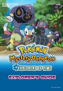 Pokemon Mystery Dungeon: Explorers of Time - Explorer's Guide