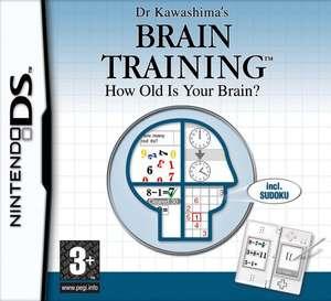 Dr Kawashima's Brain Training: How Old Is Your Brain? / Gehirn Jogging