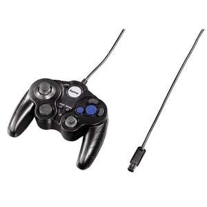 Controller / Pad #schwarz Quixotic II [Hama]