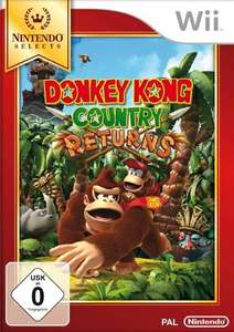 Donkey Kong Country Returns [Nintendo Selects]