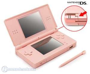 Konsole Lite #pink + Netzteil