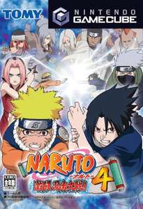 Naruto: Gekitou Ninja Taisen! 4
