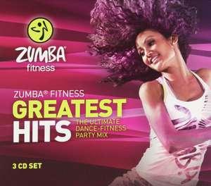 Audio CD: Zumba Fitness: Greatest Hits