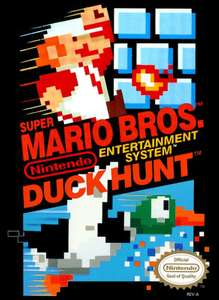 2 in 1: Super Mario Bros.+ Duck Hunt