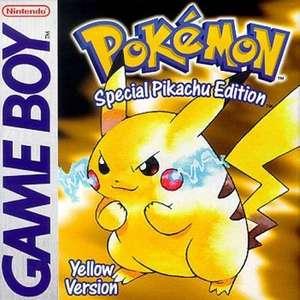 Pokemon Gelbe Edition / Yellow Version