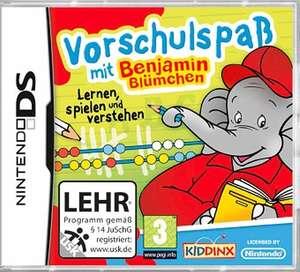 Benjamin Blümchen: Vorschulspaß Lernen Spielen und Verstehen