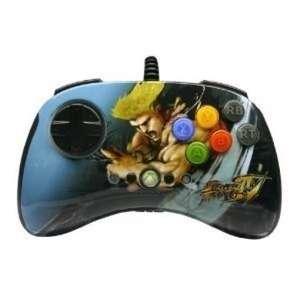 Street Fighter IV Round 2 FightPad Guile [MadCatz]