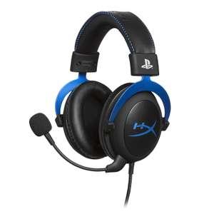 Kopfhörer HX-HSCLS-BL/EM Cloud für PS4 #blau [HyperX]