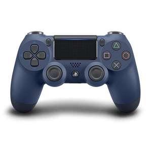 Original Wireless DualShock 4 Controller #Midnight Blue / blau V2 [Sony]