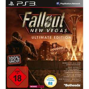 Fallout: New Vegas #Ultimate Edition [Essentials]