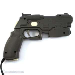 Light Gun / Pistole / Phaser #schwarz Guncon 2 NPC-106 [Namco]