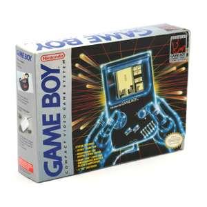 Konsole #grau Classic 1989 DMG-01 + Tetris + Linkkabel