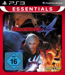 Devil May Cry 4 [Essentials]
