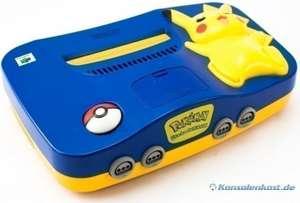 Konsole #Pikachu Edition BUNDLEARTIKEL