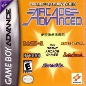 Konami Collector's Series: Arcade Advance