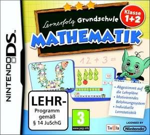 Lernerfolg Grundschule Mathe 1.+2. Klasse