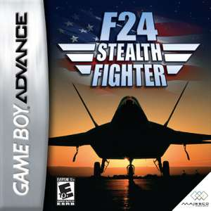 F24 Stealth Fighter