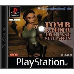 Tomb Raider IV / 4 - The Last Revelation