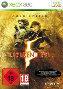 Resident Evil 5 #Gold Edition