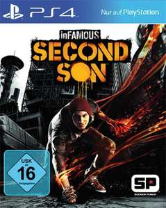 Infamous: Second Son [Standard]