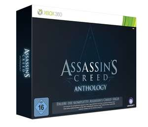 Assassin's Creed #Anthology Edition