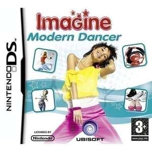 Imagine Modern Dancer