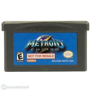 Metroid Fusion #DEMO