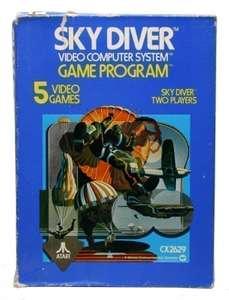 Sky Diver #Picturelabel