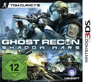 Ghost Recon Shadow Wars 3D Tom Clancy