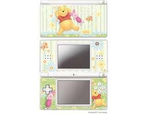 Coversticker Pooh & Piglet Fun in the Sun für DS Lite