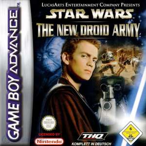 Star Wars Episode 2: The New Droid Army