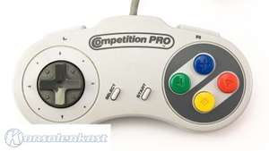 Controller #grau SF-6 [Competition Pro]