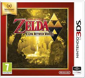 The Legend of Zelda: A Link between Worlds [Nintendo Selects]