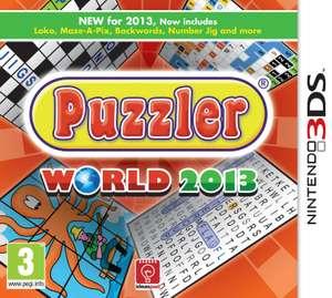 Puzzle World 2013