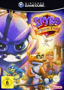 Spyro - A Hero's Tail