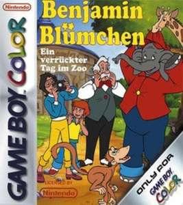 Benjamin Blümchen: Ein verrückter Tag im Zoo