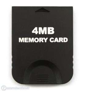 Memory Card / Memorycard / Speicherkarte 4 MB