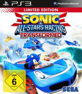 Sonic & All-Stars Racing: Transformed [Standard]