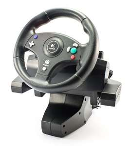 Lenkrad / Racing / Steering Wheel #Force Feedback [Logitech]