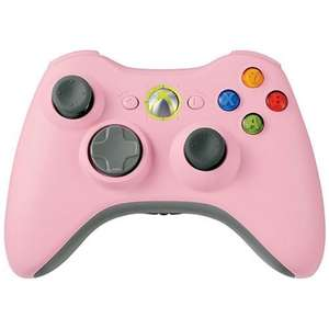 Original Wireless Controller #Pink / rosa [Microsoft]