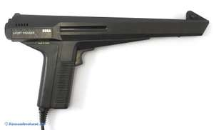Original Sega Light Phaser Master System
