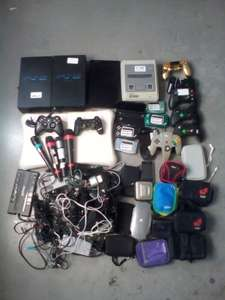 DK432: Sony PlayStation PS2 PSVita Nintendo WiiU SNES