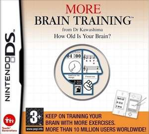 More Brain Training from Dr. Kawashima How old is your Brain